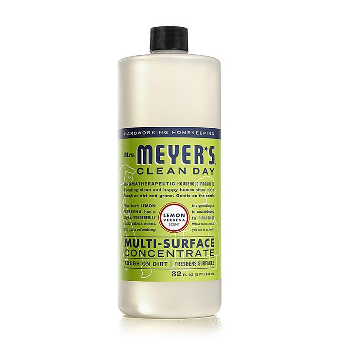 Mrs. Meyers 32 oz Multi Surface Concentrated Cleaner - Lemon Verbena