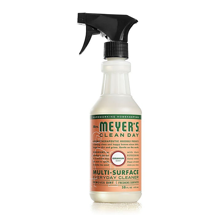 Mrs. Meyers 16 oz Multi Surface Cleaner - Geranium