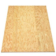 ¾ in. AC Fir Plywood, 4 ft. x 8 ft.