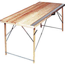 Advance Folding Paste Table with Plate