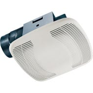 Image 1 of Air King BFQ90 Exhaust Fan, 90 cfm, White, 0.5 A