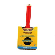 """7095 4"""" OLYMPIAN POLYESTER STAINER BRUSH"""