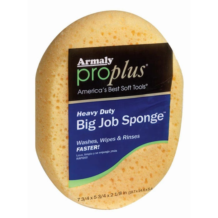 Armaly ProPlus BIG JOB OVAL SPONGE
