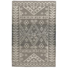 Dash & Albert Arelli Hand Knotted Wool/Viscose Rug