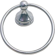 Image 2 of Boston Harbor L5060-26-103L Towel Ring, Chrome