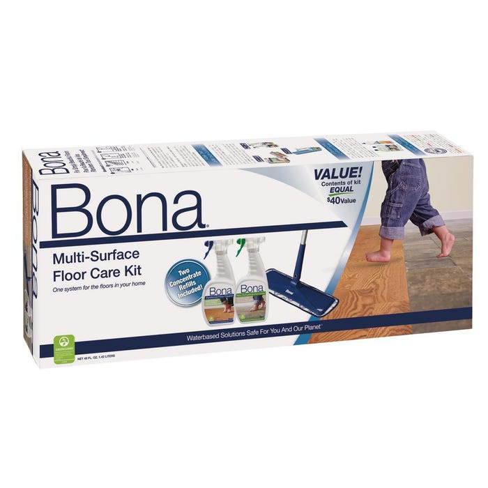 Bona Multi-Surface Floor Care Kit