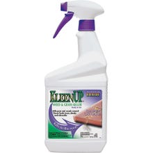 Image 2 of Bonide 7497 Weed and Grass Killer, Liquid, Off-White/Yellow, 1 qt Bottle