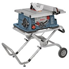 Image 1 of Bosch 10 in. Table Saw w/Rolling Stand
