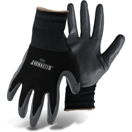 Boss Grip Rubber Knit Gloves