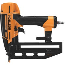Image 2 of Bostitch BTFP71917 Finish Nailer Kit, 1/4 in Air Inlet, 100 Magazine, 2-1/2 in Fastener
