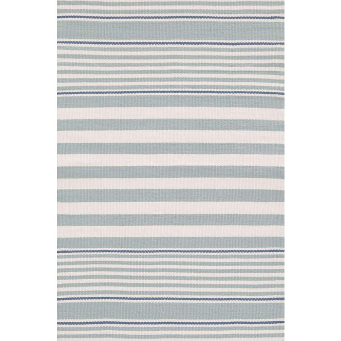 Dash & Albert Beckham Stripe  Indoor/Outdoor Rug