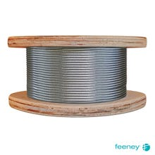 Feeney CableRail Bulk Cable, 100 ft. Reel