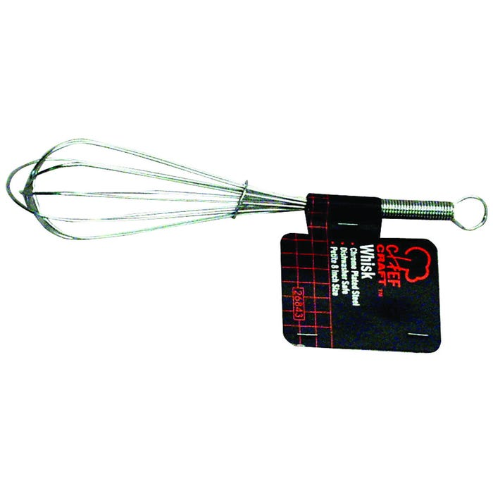 Image 2 of CHEF CRAFT Compact Whisk, Stainless Steel
