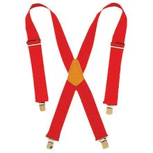 Image 1 of CLC Tool Works 110RED Work Suspender, Nylon, Red