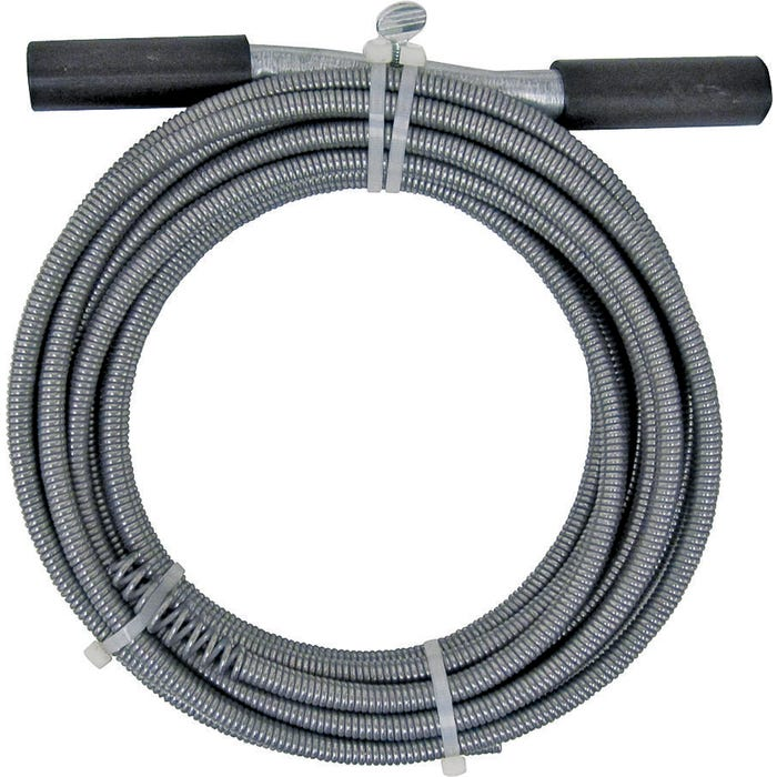 Image 2 of COBRA TOOLS 20000 Series 20250 Drain Pipe Auger, 3/8 in Dia Cable, Speed-Grip Handle, Steel