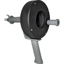 Image 2 of COBRA TOOLS 85000 Series 85150 Drum Auger, 1/4 in Dia Cable, Pistol-Grip Handle, Polymer