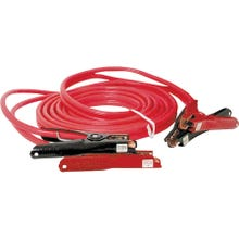 Image 2 of CCI Road Power 08666-00-04 Booster Cable, 4 AWG, Clamp, Red Sheath