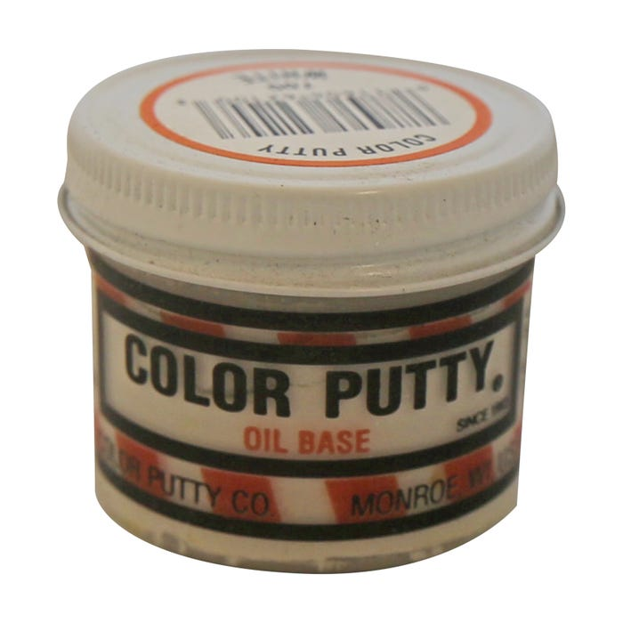 3.68OZ JAR WHITE COLOR PUTTY