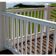 Image 1 of Fiberon HavenView CountrySide Railing - 8ft Section