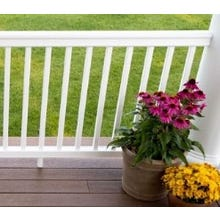 Image 2 of Fiberon HavenView CountrySide Railing - 8ft Section