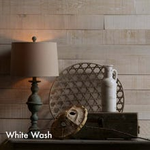 Image 5 of ChoiceWood Weathered WallBoard in White Wash  10.5 Sq Ft
