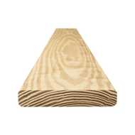 ⁵⁄₄  x 6 x 12 ft. Southern Yellow Pine Pressure Treated C & Better Grade Decking