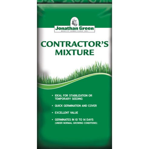Jonathan Green Contractors Grass Seed Mix