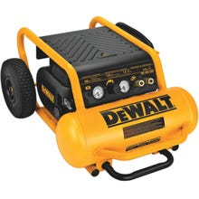 Image 2 of DeWALT D55146 Portable Air Compressor, 4.5 gal Tank, 120 V