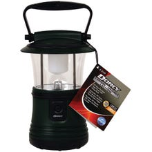 Image 2 of Dorcy 41-3103 Camping Lantern, LED Lamp, D Battery, Green