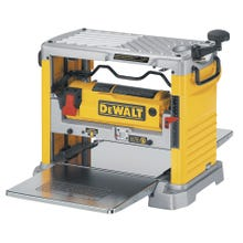 Image 2 of DeWALT DW734 Thickness Planer with Three Knife Cutter-Head, 120 V, 1 hp, 72 ft L Cord, Steel