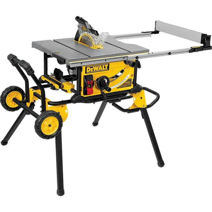 Image 1 of DeWALT DWE7491RS Table Saw, 120 V, 22 in Rip Left, 32-1/2 in Rip Right Cutting, 10 in Dia Blade
