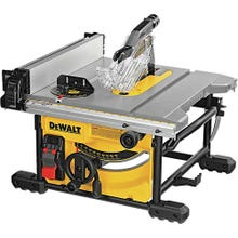 Image 1 of Dewalt 8¼ in. Compact Jobsite Table Saw