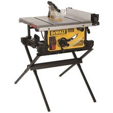 Image 1 of DeWALT DWE7490X Table Saw, 120 V, 16-1/2 in Rip Left, 28-1/2 in Rip Right Cutting, 10 in Dia Blade