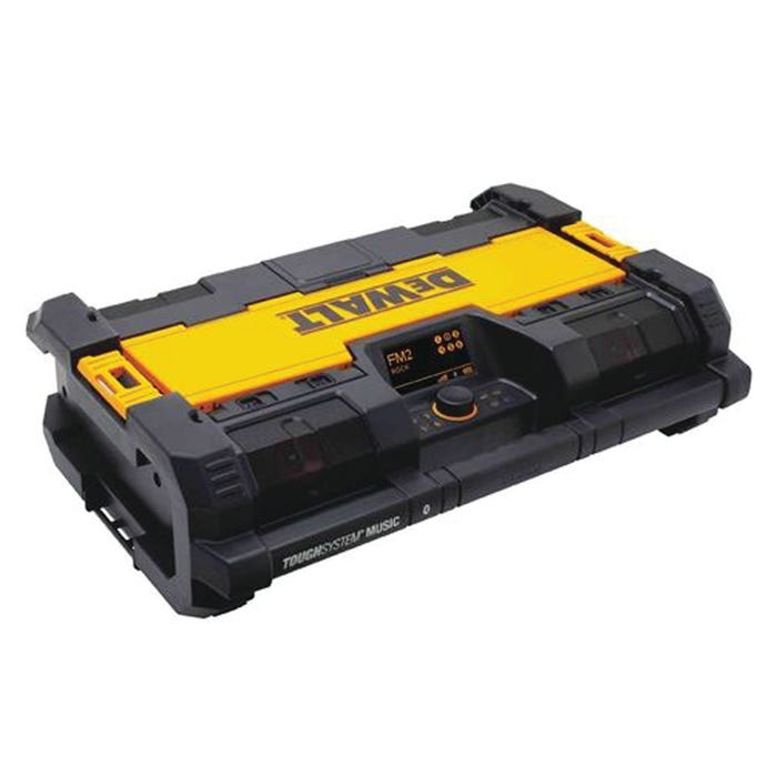 Image 2 of DeWALT DWST08810 Radio with Charger, Bare Tool, 12, 20 V Battery, Lithium-Ion Battery