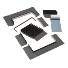"VELUX EDL Step Flashing for Sizes: 30-1/16"" x (30"", 37-7/8"", 45-3/4"", 54-7/16"")"