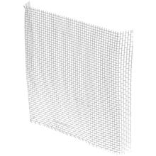 Image 2 of Make-2-Fit P 8098 Window Screen Patch Kit, 3 in L, 3 in W, Aluminum