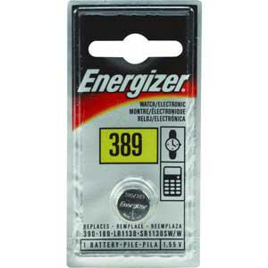 Image 2 of Energizer 389BPZ Coin Cell Battery, 389 Battery, Silver Oxide, 1.5 V Battery
