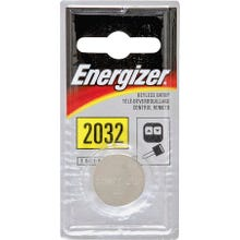 Image 2 of Energizer ECR2032BP Coin Cell Battery, CR2032 Battery, Lithium, Manganese Dioxide, 3 V Battery
