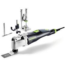 Festool 563007 OS 400 Set Festool Oscillating Tool Vecturo with Plunge Base and Accessories