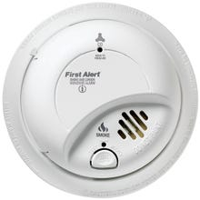 Image 2 of FIRST ALERT SCO2B Single Gas Detector, 10 ft, Audible/Visual Alarm, Electrochemical Sensor