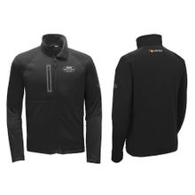 Image 1 of The North Face Men's Black Fleece Jacket, Small