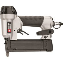 Image 1 of PORTER-CABLE PIN138 Pin Nailer, 1/4 in Air Inlet, 130 Magazine, Nail Fastener, Black/Silver