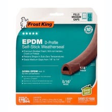 EPDM RUBBER WEATHERSEAL TAPE