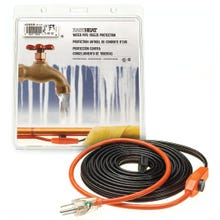 Image 2 of EasyHeat AHB-124 Pipe Heating Cable, 120 V, 168 W, 24 ft L, 1 in Dia