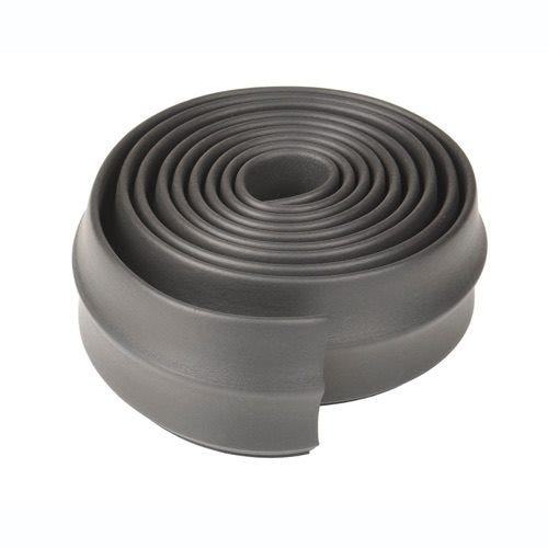 Frost King EPDM Rubber Garage Door Bottom Kit, Nail-on