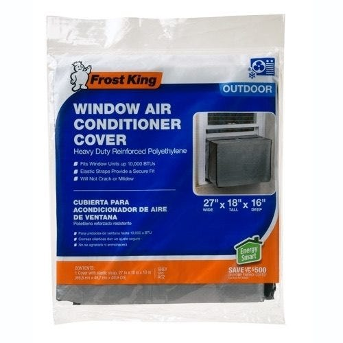 WINDOW AIR CONDITIONER COVER