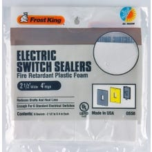 FOAM SWITCH SEALERS 6 PACK