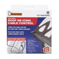 Frost King Automatic Roof De-Icing Cable Control