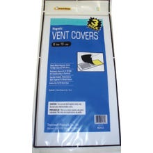 Image 2 of Frost King MC815/3 Vent Cover, 15 in L, 8 in W, Aluminum, Brown