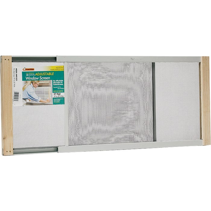 Image 2 of Frost King W.B. Marvin AWS1537 Window Screen, Aluminum